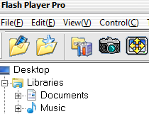 Flash Player Pro 6.0 poster