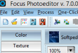 Focus Photoeditor 7.0.4 poster