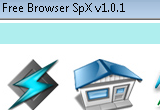 Free Browser SpX Free Browser SpX 1.0.1 poster