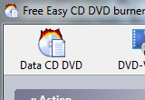 Free Easy CD DVD Burner 5.1.0 poster