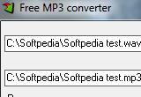 Free MP3 Converter 3.2 poster