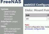 FreeNAS 9.2.1.6 poster