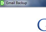 GMail Backup 0.107 Revision 691 poster