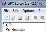 GPX Editor 1.3.83.1509 poster
