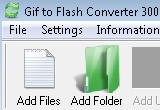 Gif to Flash Converter 3000 7.4 poster