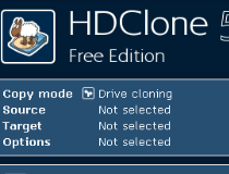HDClone Free Edition 5.1.3 poster