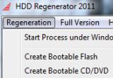 HDD Regenerator 2011 poster