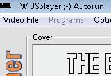 HW BSplayer Autorun 1.683 poster