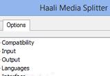 Haali Media Splitter 1.13.138.14 poster