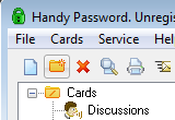 Handy Password 4.9.1 poster