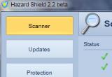 Hazard Shield 2.2.0.279 poster
