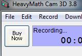 HeavyMath Cam 3D 3.8.0.2128 poster