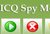 ICQ Spy Monitor 7.16 poster