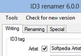 ID3 renamer 7.2.3 poster
