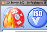 ISO Burner 8.23 poster