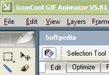 IconCool GIF Animator 5.81 Build 80827 poster
