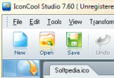 IconCool Studio 8.20 Build 140222 poster