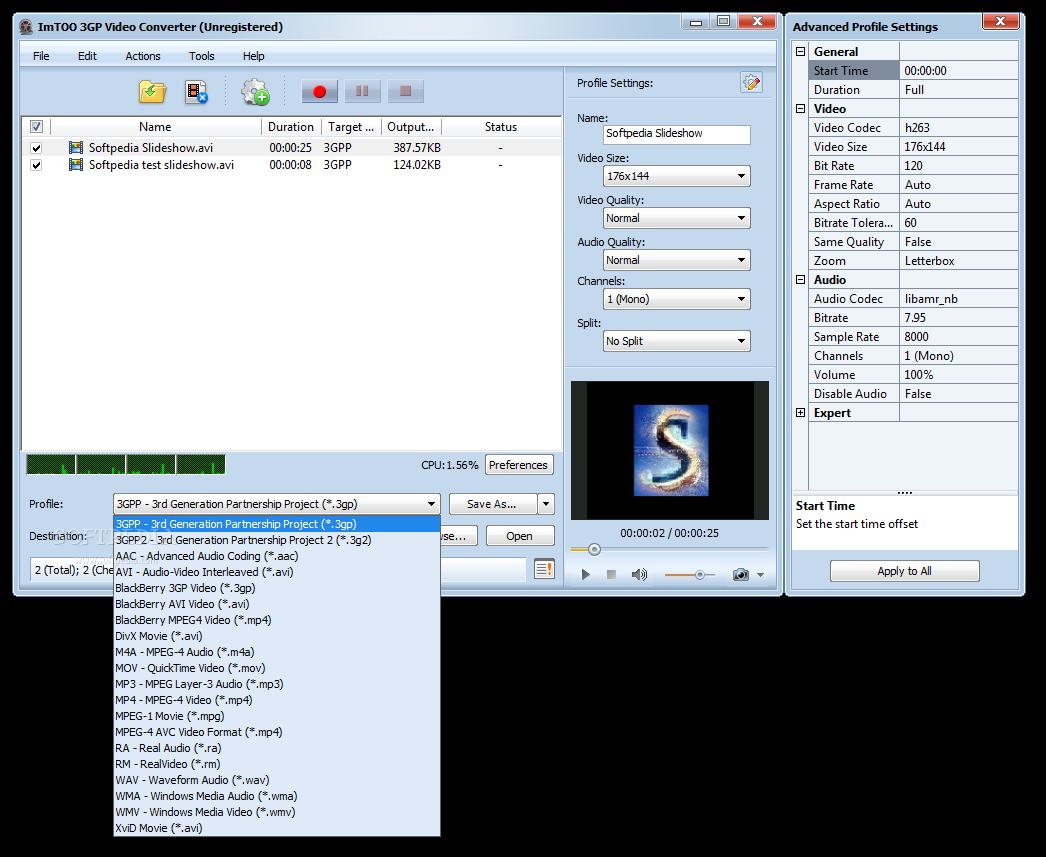 allok video to 3gp converter clubic