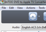 ImTOO DVD to Apple TV Converter 6.0.3 Build 0504 poster