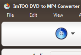 ImTOO DVD to MP4 Converter 7.0.1 Build 1219 poster