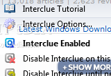 Interclue For Firefox 1.6.3 poster