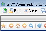 CS Commander 2.6 Beta poster