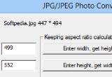 JPG/JPEG Photo Converter 1.3.0.6 poster