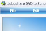 Joboshare DVD to Zune Converter 2.6.2.0602 poster