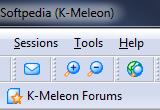 K-Meleon 1.5.4 / 74 RC poster