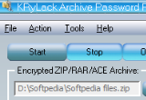 KRyLack Archive Password Recovery [DISCOUNT: 60% OFF!] 3.52.63 poster