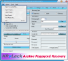 KRyLack Archive Password Recovery [DISCOUNT: 60% OFF!] 3.52.63 image 1