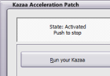 Kazaa Acceleration Patch 6.1.0 poster