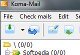 Koma-Mail 3.83 poster