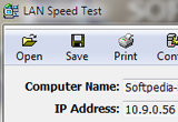LAN Speed Test 3.4 poster