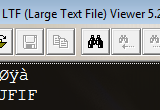 Large Text File Viewer 5.2u poster