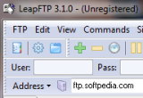 LeapFTP 3.1.0.50 poster