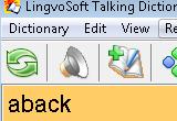 LingvoSoft Talking Dictionary 2008 English - Armenian 4.1.29 poster