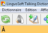 LingvoSoft Talking Dictionary 2008 French - Arabic 4.1.29 poster