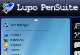 Lupo PenSuite 2013.04 poster