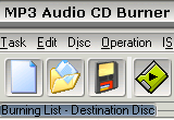 MP3 Audio CD Burner 3.3.6 poster
