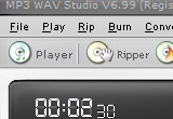 MP3 WAV Studio 6.99 Build 121120 poster