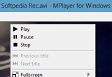 MPlayer for Windows 2014-07-27 Build 126 poster