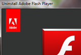 Adobe Flash Player Uninstaller 11.9.900.152 / 12.0.0.24 Beta poster