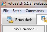 FotoBatch 5.2 poster