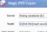 Magic DVD Copier [DISCOUNT: 24% OFF] 8.2.0 poster