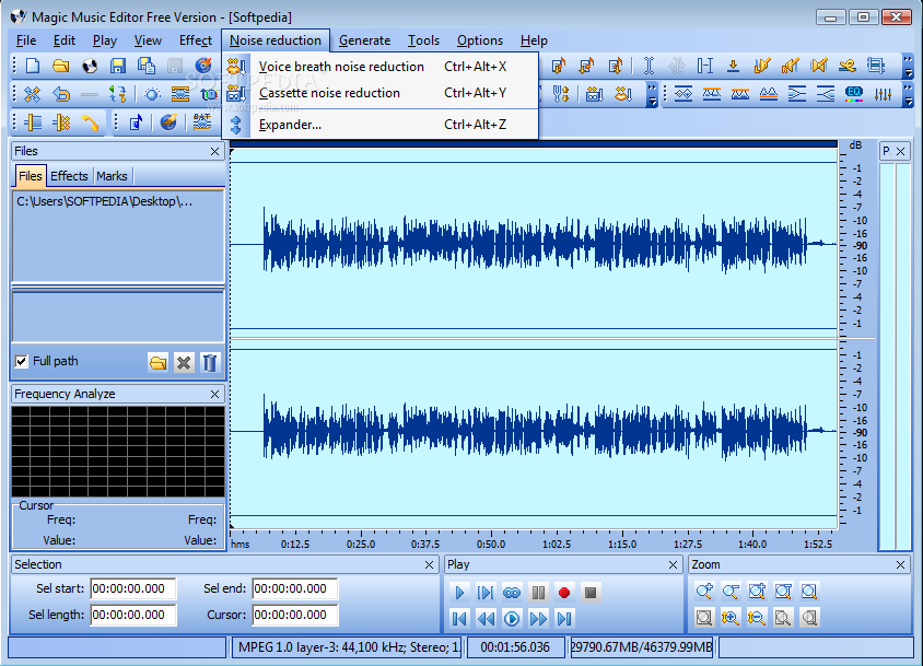 Magic music editor 5.2.9 the ultimate music editor