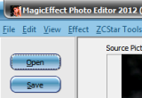 MagicEffect Photo Editor 2012.2.60 poster