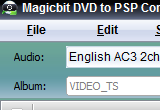 Magicbit DVD to PSP Converter 6.7.35.0310 poster