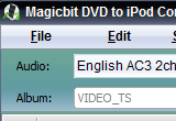 Magicbit DVD to iPod Converter 6.7.35.0310 poster