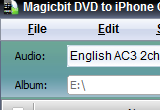 Magicbit DVD to iPhone Converter 6.7.35.0310 poster